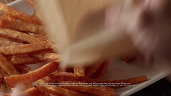 TGI Friday's Burger & Fries TV Spot, 'Give 'em What They Want' - Thumbnail 9