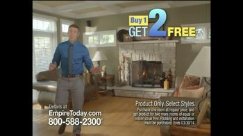 Empire Today TV Spot, 'Buy 1 Get 2: This is It