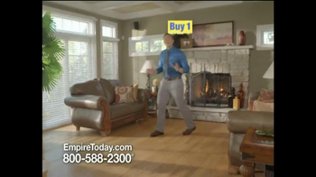 Empire Today TV Spot, 'Buy 1 Get 2: This is It - Thumbnail 2