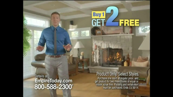 Empire Today TV Spot, 'Buy 1 Get 2: This is It - Thumbnail 7