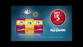 Wellness Pet Food TV Spot, 'All Natural' - Thumbnail 8