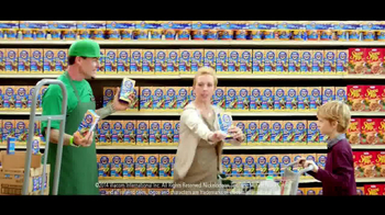 Kraft Macaroni & Cheese TV Spot, 'Go Ninja, Go' Featuring Vanilla Ice - 1246 commercial airings