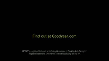 Goodyear TV Spot, 'Tire Talk: 3000 Rotations' Featuring Kevin Harvick - Thumbnail 10
