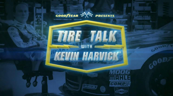 Goodyear TV Spot, 'Tire Talk: 3000 Rotations' Featuring Kevin Harvick - Thumbnail 2