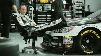 Goodyear TV Spot, 'Tire Talk: 3000 Rotations' Featuring Kevin Harvick - Thumbnail 3