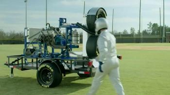 Goodyear TV Spot, 'Tire Talk: 3000 Rotations' Featuring Kevin Harvick - Thumbnail 7