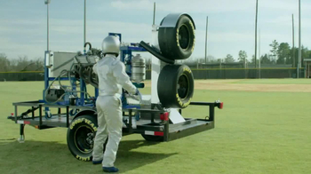 Goodyear TV Spot, 'Tire Talk: 3000 Rotations' Featuring Kevin Harvick - Thumbnail 8