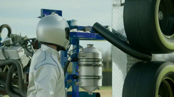 Goodyear TV Spot, 'Tire Talk: 3000 Rotations' Featuring Kevin Harvick - Thumbnail 9