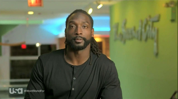 USA Network TV Spot, 'I Wont Stand For' Featuring Charles Tillman - Thumbnail 1