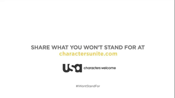 USA Network TV Spot, 'I Wont Stand For' Featuring Charles Tillman - Thumbnail 10