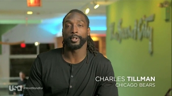 USA Network TV Spot, 'I Wont Stand For' Featuring Charles Tillman - Thumbnail 2