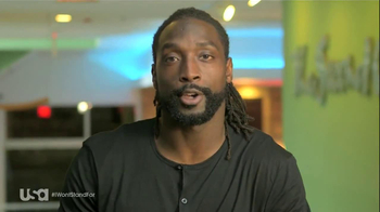 USA Network TV Spot, 'I Wont Stand For' Featuring Charles Tillman