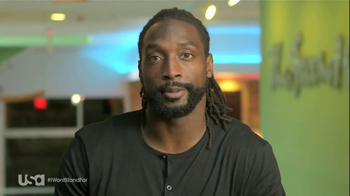 USA Network TV Spot, 'I Wont Stand For' Featuring Charles Tillman - Thumbnail 6