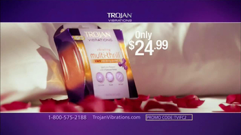 Trojan Vibrations Multi-Thrill TV, 'Valentine's Day'