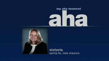 Mutual of Omaha TV Spot, 'Aha Moment: Victoria' - Thumbnail 2