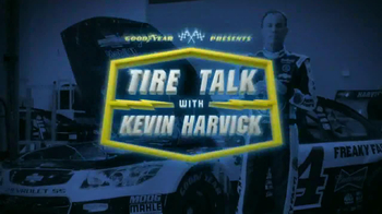 Goodyear TV Spot, 'Tire Talk: Fast' Featuring Kevin Harvick - Thumbnail 1
