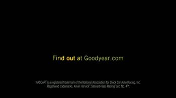 Goodyear TV Spot, 'Tire Talk: Fast' Featuring Kevin Harvick - Thumbnail 9