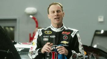 Goodyear TV Spot, 'Tire Talk: Fast' Featuring Kevin Harvick - Thumbnail 2