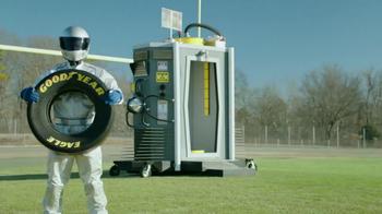 Goodyear TV Spot, 'Tire Talk: Fast' Featuring Kevin Harvick - Thumbnail 4