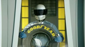 Goodyear TV Spot, 'Tire Talk: Fast' Featuring Kevin Harvick - Thumbnail 7