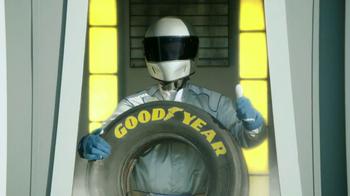 Goodyear TV Spot, 'Tire Talk: Fast' Featuring Kevin Harvick - Thumbnail 8