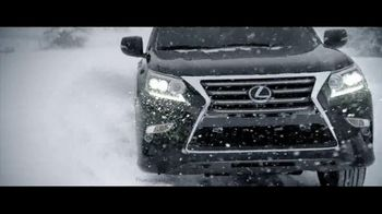 Lexus TV Spot, 'Crowds of None' - 38 commercial airings