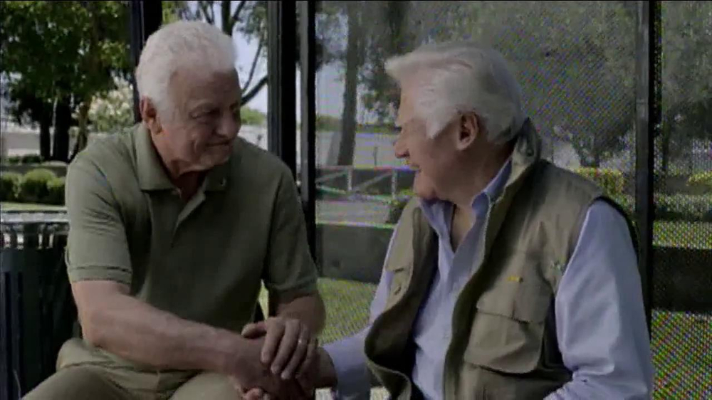 Veterans Crisis Line TV Commercial, 'Talking About It Matters'