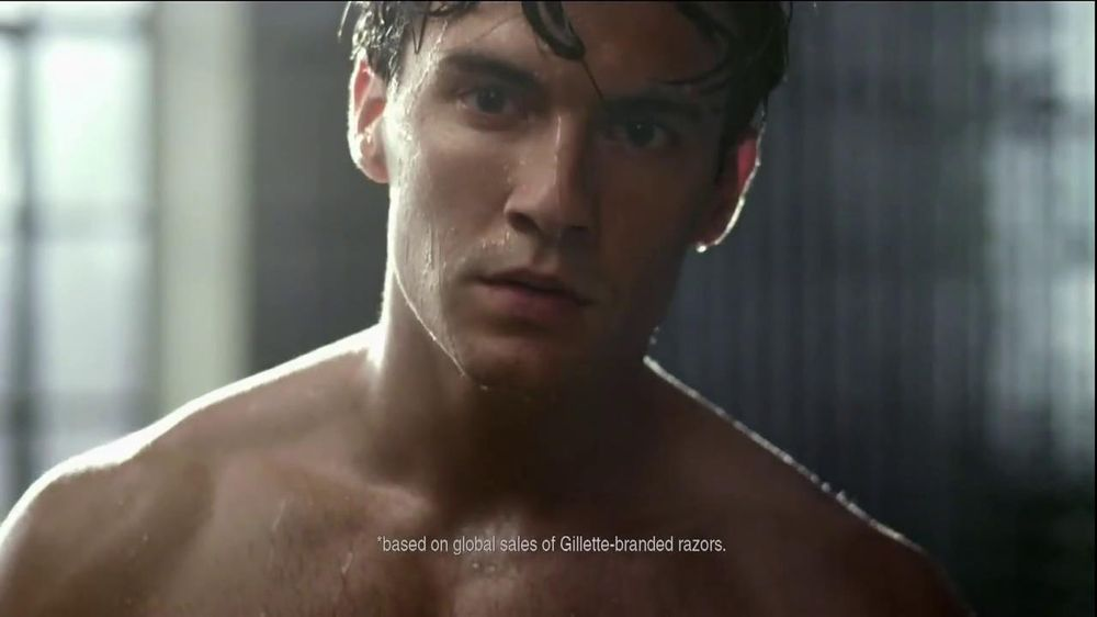 Gillette Razors TV Commercial, 'By a Hair'