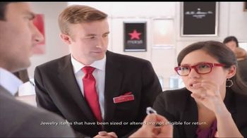 The Jewelry Store at Macy's TV Spot, 'Cat Person: Valentine's Day'
