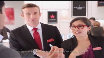 The Jewelry Store at Macy's TV Spot, 'Cat Person: Valentine's Day' - Thumbnail 3