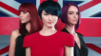 Vidal Sassoon London Luxe TV Spot