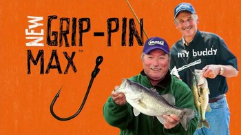 Mustad Grip-Pin Max TV Spot