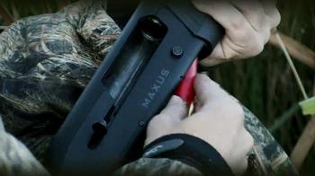 Browning Maxus Autoloading Shotgun TV Spot - Thumbnail 7