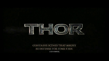 Thor: The Dark World Blu-ray TV Spot, 'Catch the Action' - Thumbnail 1