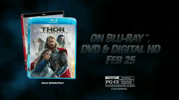 Thor: The Dark World Blu-ray TV Spot, 'Catch the Action' - Thumbnail 7