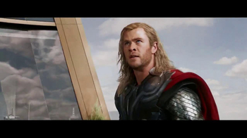 Thor: The Dark World Blu-ray TV Spot, \'Catch the Action\'