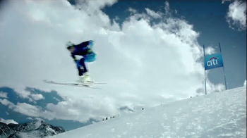 Citi TV Spot Featuring Ted Ligety - Thumbnail 8