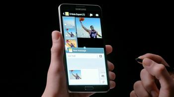Samsung Galaxy Note 3 TV Spot, 'LeBron James' - Thumbnail 10
