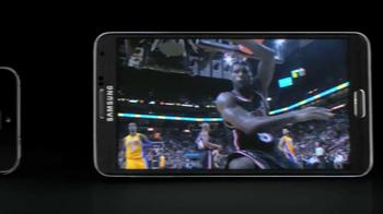 Samsung Galaxy Note 3 TV Spot, 'LeBron James' - Thumbnail 5