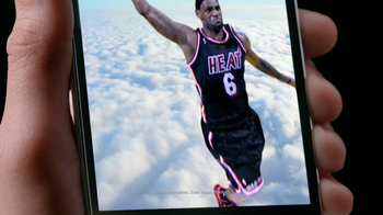 Samsung Galaxy Note 3 TV Spot, 'LeBron James' - Thumbnail 9