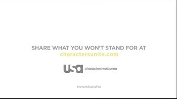 USA Network TV Spot, 'Characters Unite' Featuring Dule Hill - Thumbnail 10