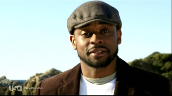 USA Network TV Spot, 'Characters Unite' Featuring Dule Hill