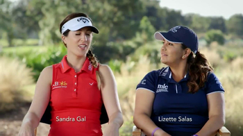 LPGA TV Spot, 'Favorite Sports Teams'