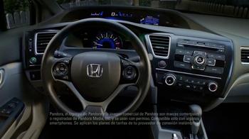 2014 Honda Civic TV Spot, 'Pedir Prestado' [Spanish] - Thumbnail 4