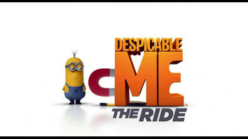 Universal Studios Hollywood Despicable Me: The Ride TV Spot, 'Minion Army'