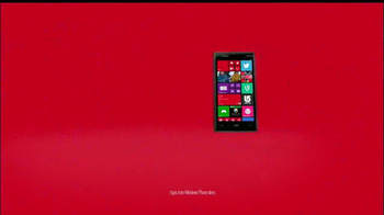 Microsoft Windows Nokia Lumia Icon Phone TV Spot - Thumbnail 10