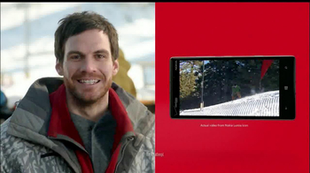 Microsoft Windows Nokia Lumia Icon Phone TV Spot