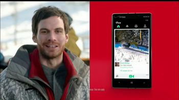 Microsoft Windows Nokia Lumia Icon Phone TV Spot - Thumbnail 8