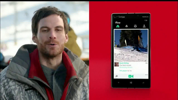 Microsoft Windows Nokia Lumia Icon Phone TV Spot - Thumbnail 9