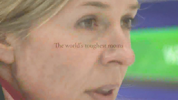 Procter & Gamble TV Spot, 'Tough Moms' - Thumbnail 9